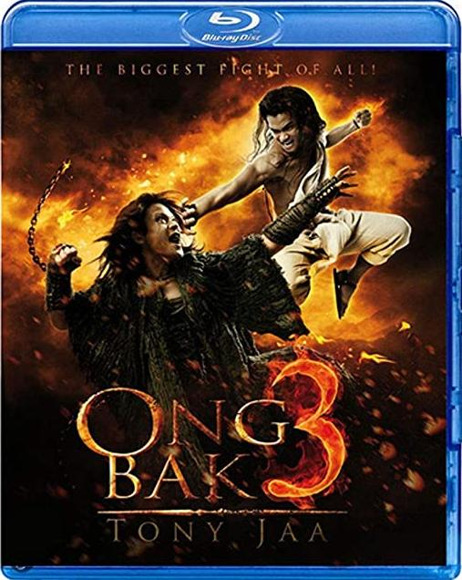 Ong Bak 3: The Finale (2010) 720p HEVC BluRay Hollywood Movie ORG. [Dual Audio] [Hindi or English] x265 AAC ESubs [550MB]
