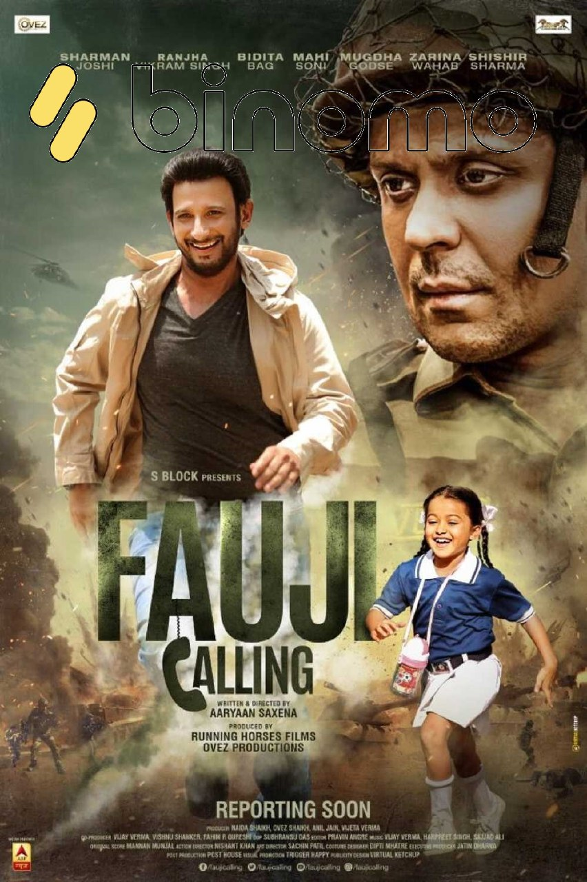Fauji calling (2021) Hindi Full Movie 720p PreDVDRip Download