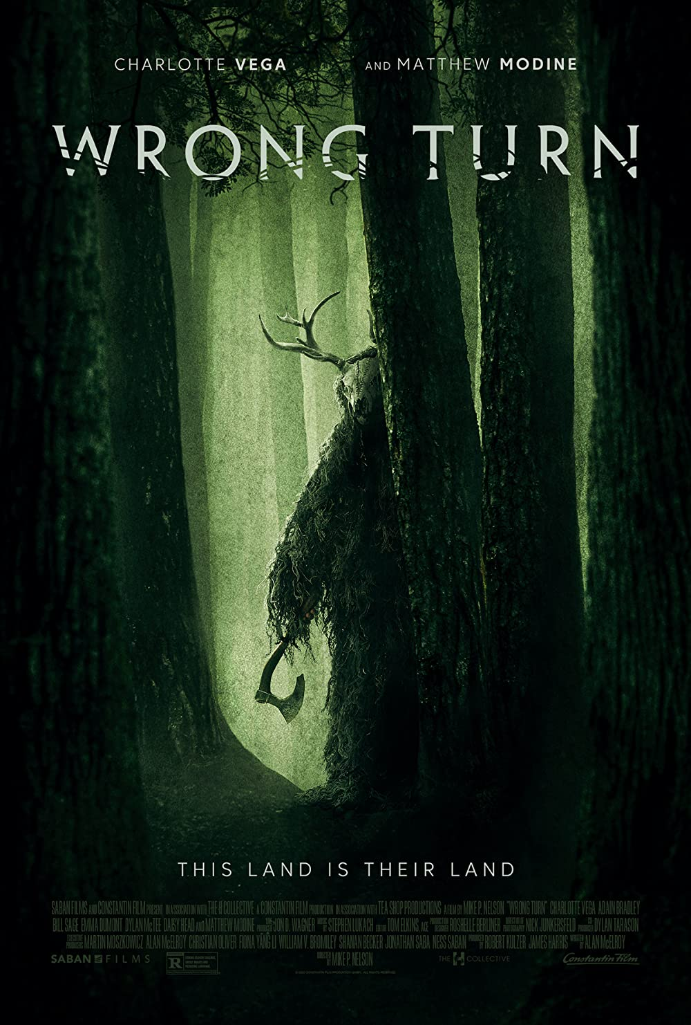 Wrong Turn (2021) English Full Movie BluRay