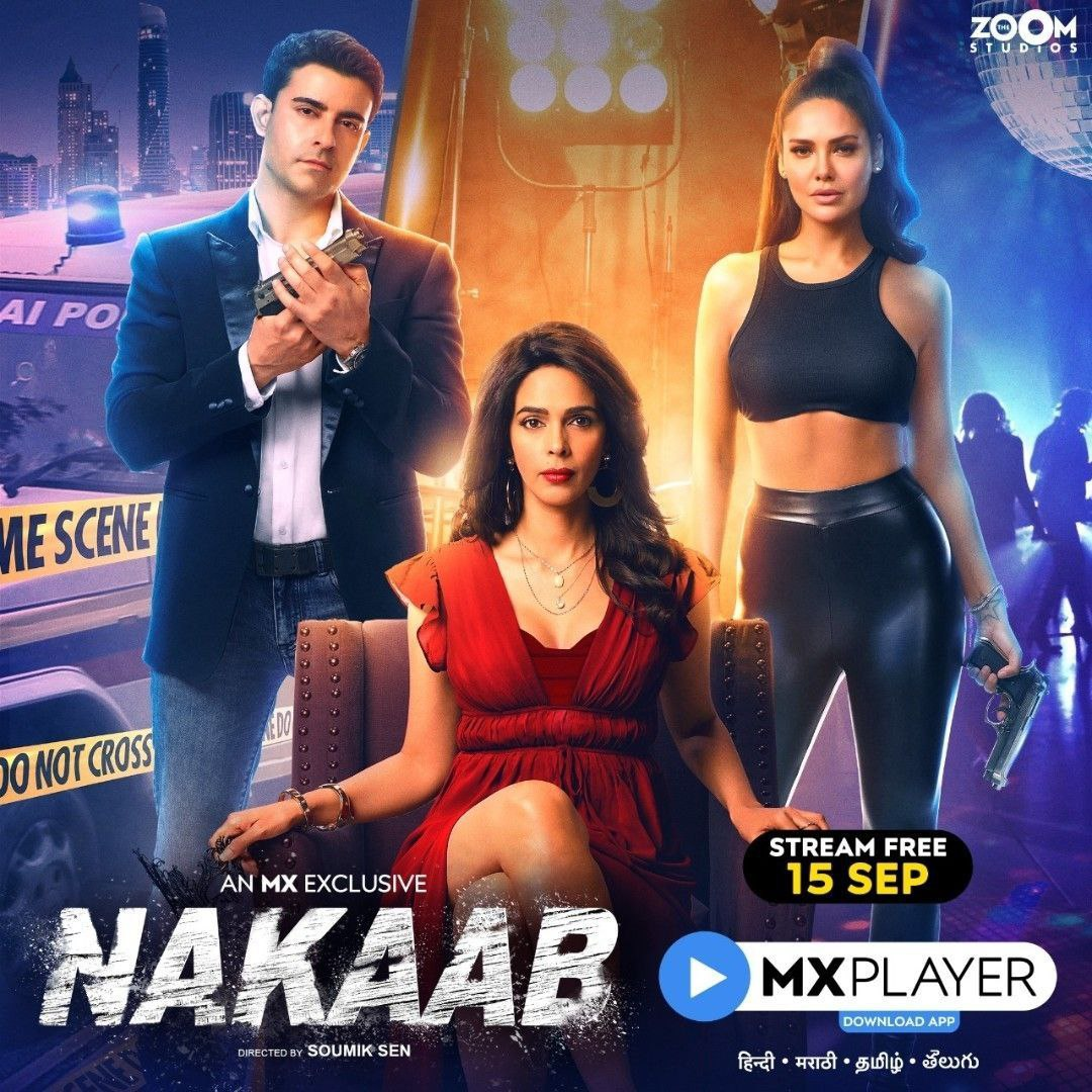 Nakaab (2021) Hindi WEB-DL S01 Complete HDRip -1080P | 720P Download