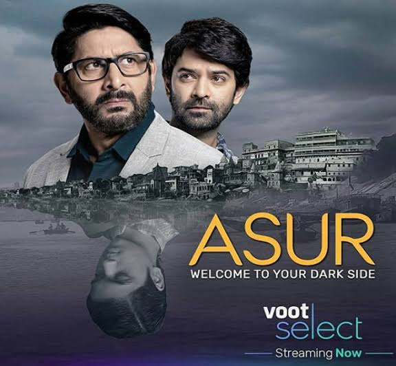 Asur: Welcome to Your Dark Side (2020) Hindi Best Completed Web Series HEVC