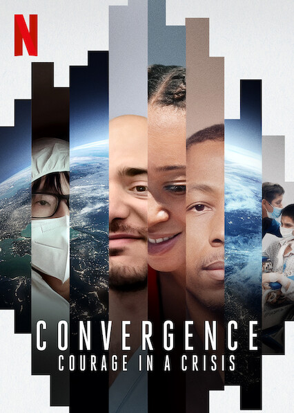 Convergence: Courage in a Crisis (2021) 480p NF HDRip ORG. [Dual Audio] [Hindi or English] x264 AAC MSubs [400MB]