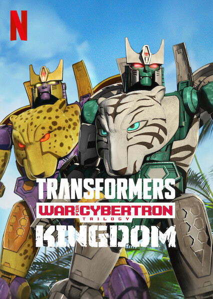 War for Cybertron: Kingdom (2021) 720p HEVC HDRip S01 Complete NF Series [Dual Audio] [Hindi or English] x265 AAC ESubs [850MB]