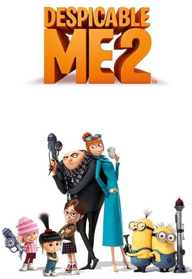 Despicable Me 2 (2013) Full Movie in Hindi Dubbed Download