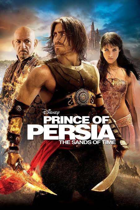 Prince of Persia The Sands of Time (2010) Hollywood Hindi Full Movie HDRip