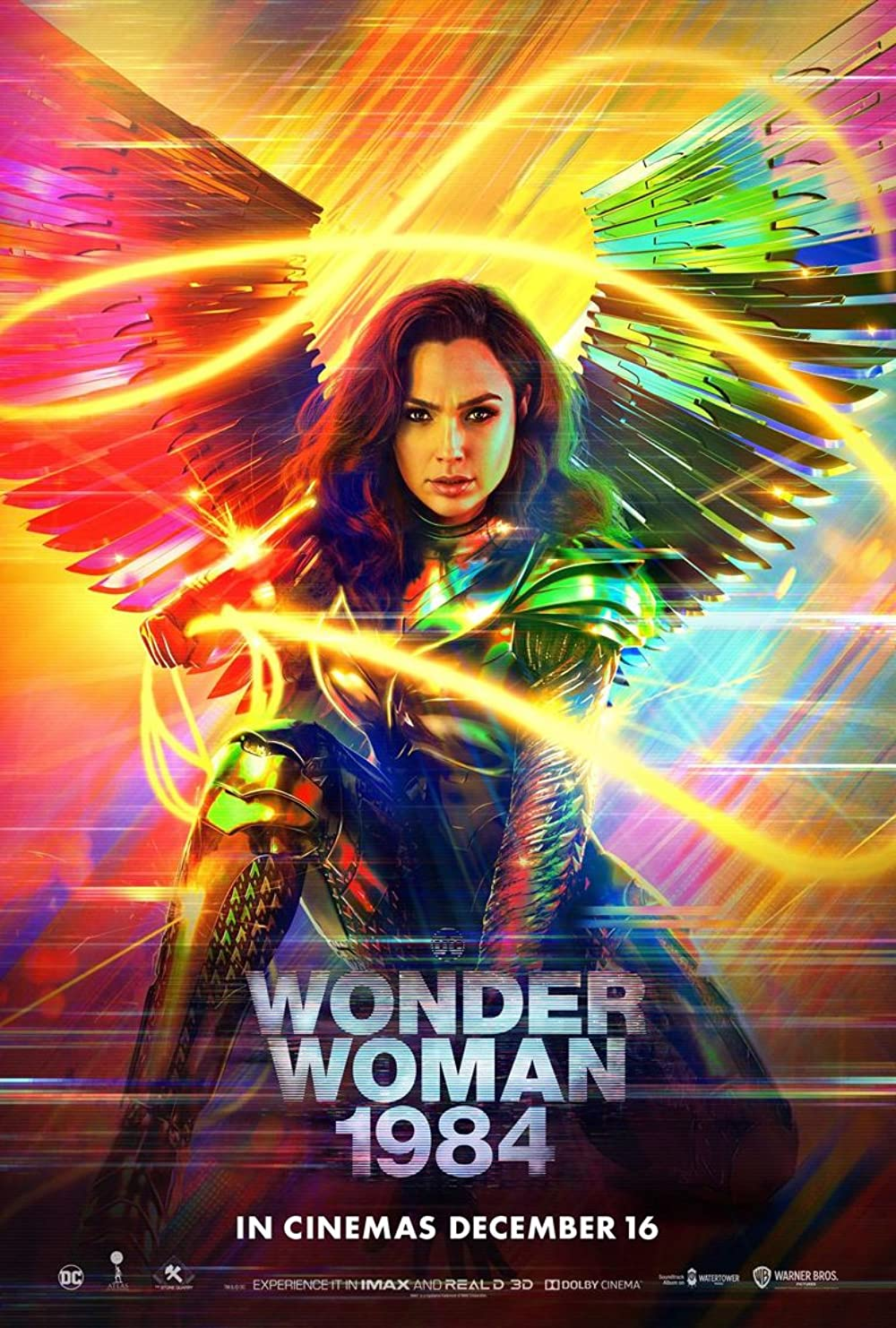 Wonder Woman 1984 (2020) English Full Movie HDRip ESub