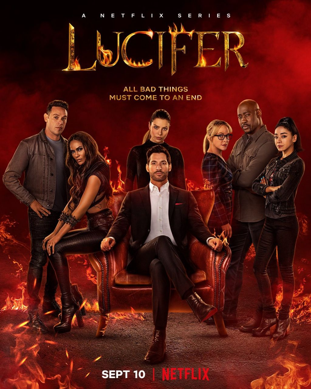 Lucifer (2021) Dual Audio [Hindi+Eng] S06 Complete HDRip -1080P | 720P | 480P Download
