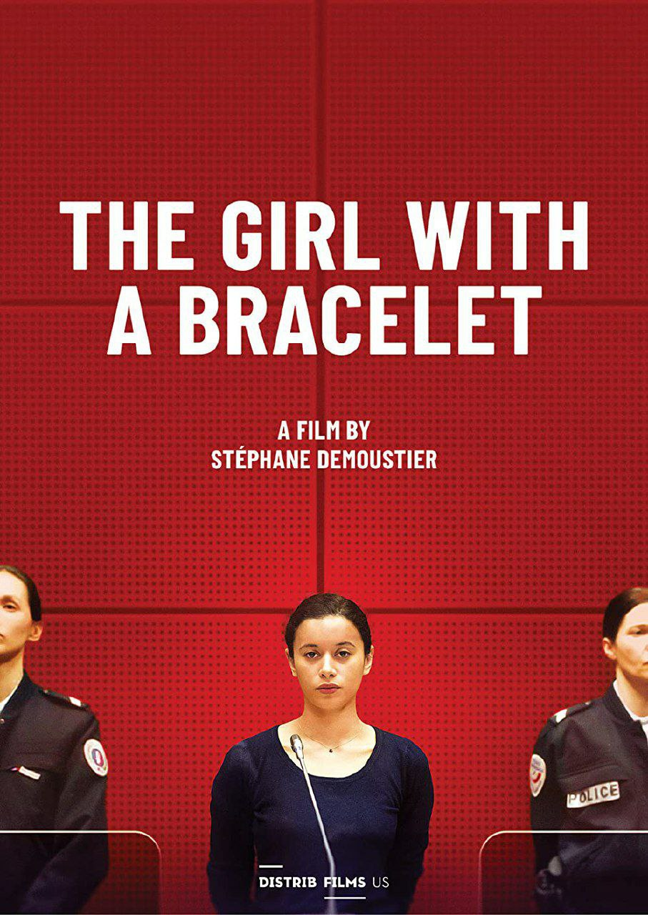 The Girl with a Bracelet (2019) 720p HEVC HDRip Hollywood Movie ORG. [Dual Audio] [Hindi or French] x265 AAC ESubs [550MB]