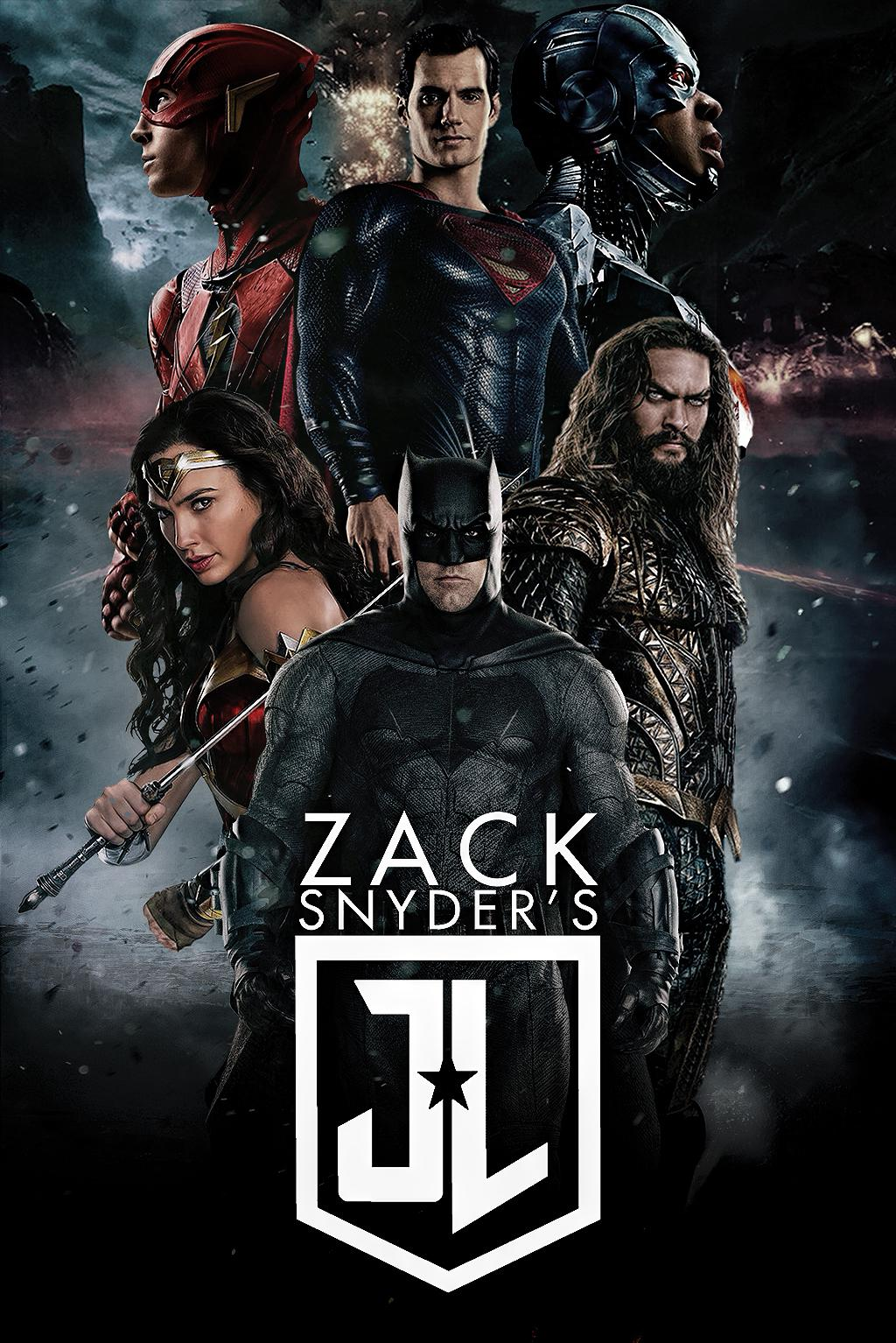 Zack Snyder's Justice League 2021 English Full Movie Download