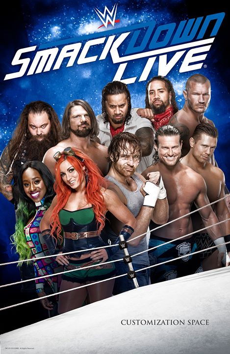 WWE Friday Night SmackDown 10th September 2021 HDTVRip 480p x264 Full WWE Show [350MB]