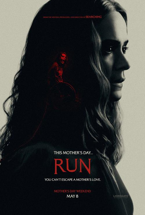 Run (2021) 720p HDRip Hollywood Movie ORG. [Dual Audio] [Hindi or English]
