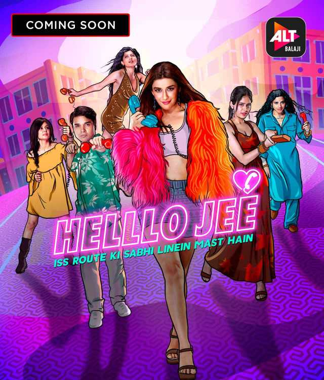 Hello Jee (2021) Hindi Completed Web Series HDRip