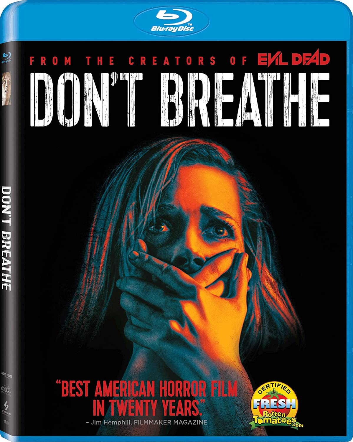 Dont Breathe (2016) 720p HEVC BluRay Hollywood Movie ORG. [Dual Audio] [Hindi or English] x265 AAC ESubs [500MB]
