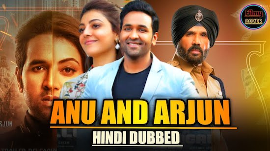 Anu and Arjun 2021 Hindi Dubbed Full Movie Download