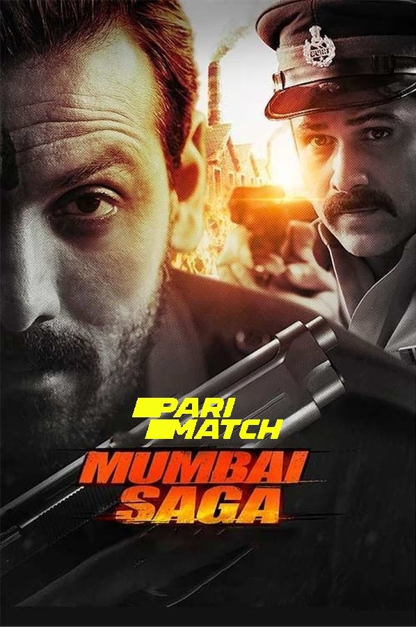 Mumbai Saga (2021) Hindi Full Movie 720p HDRip 1.2GB Download