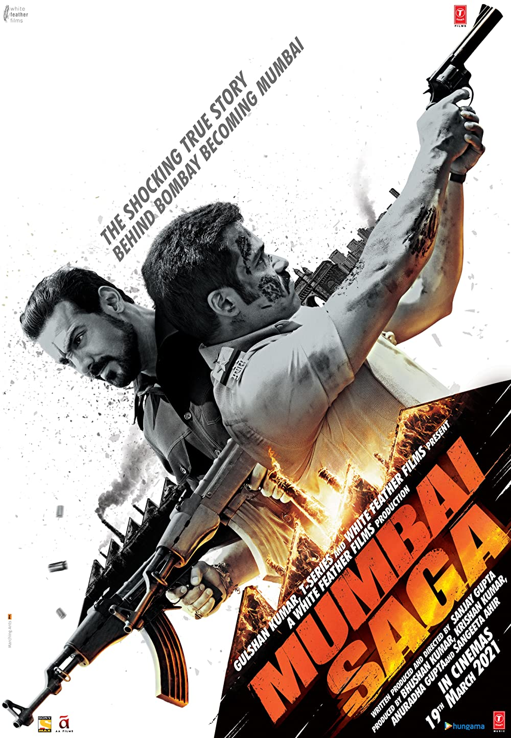Mumbai Saga (2021) Hindi Movie pDVDRip