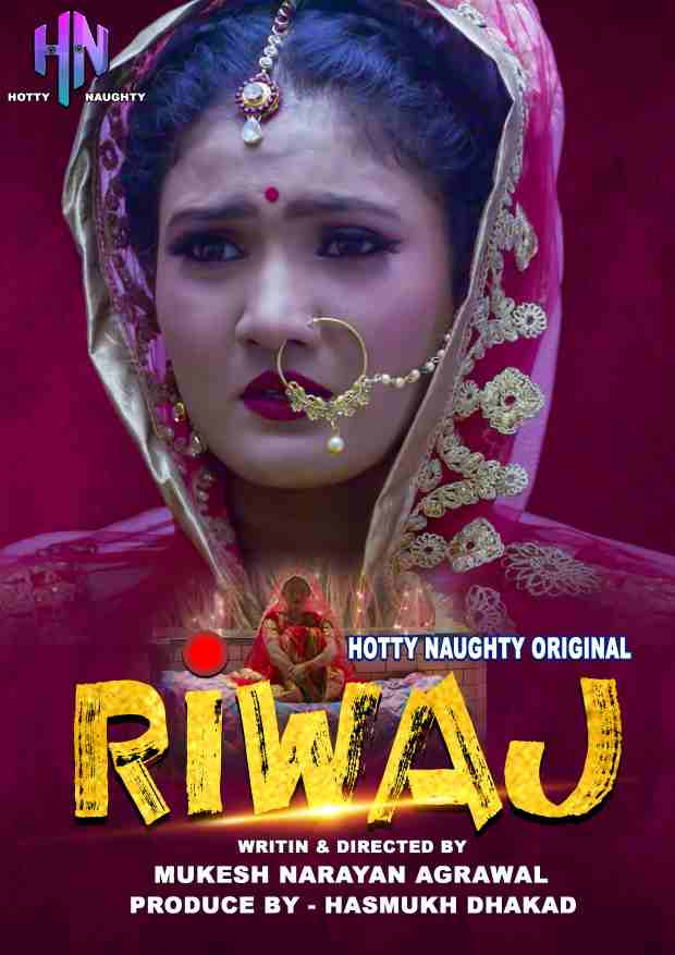 Riwaz (2021) UNRATED 720p HEVC HDRip HottyNaughty Hindi S01E02 Hot Web Series x265 AAC [150MB]