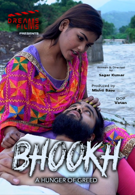 Bhookh (2021) UNRATED 720p HEVC HDRip DreamsFilms Hindi S01E04 Hot Web Series x265 AAC [150MB]