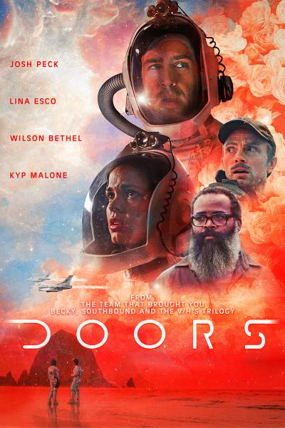 Doors 2021 English 720p HDRip 800MB Full Movie Download