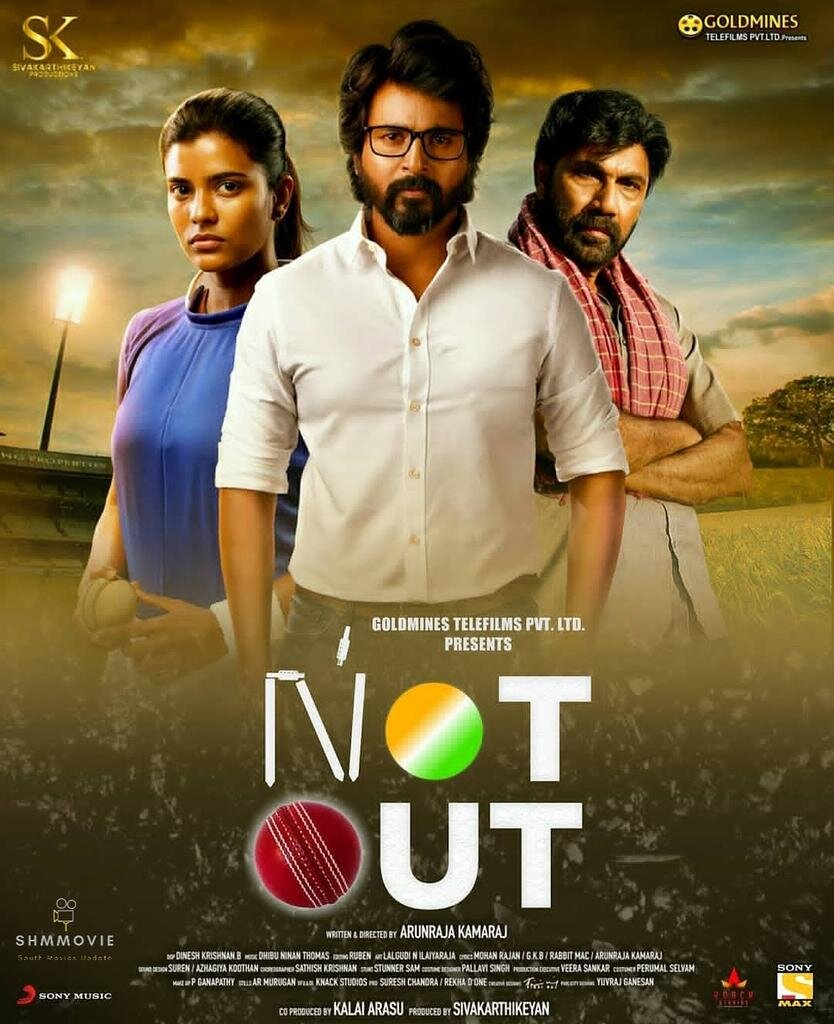 Not Out (Kanaa) 2021 South Indian Hindi Dubbed Movie HDRip UNCUT