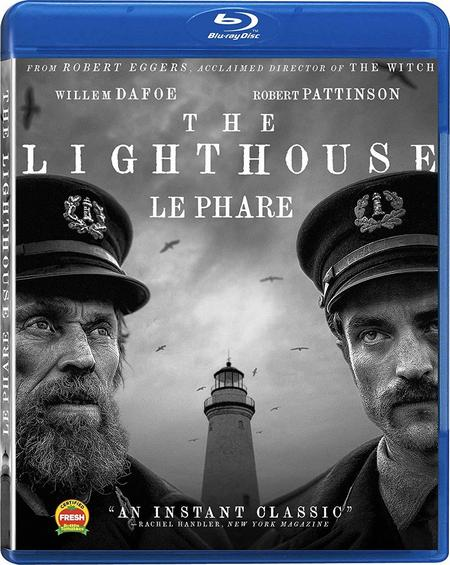 The Lighthouse (2019) 720p BluRay Hollywood Movie ORG. [Dual Audio] [Hindi or English] x264 AAC ESubs [1GB]