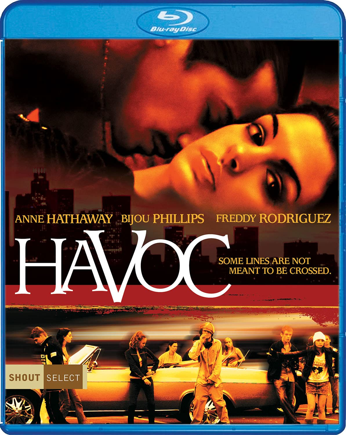 Havoc (2005) UNRATED 720p HEVC BluRay Full Hollywood Movie x265 AAC ESubs [550MB]
