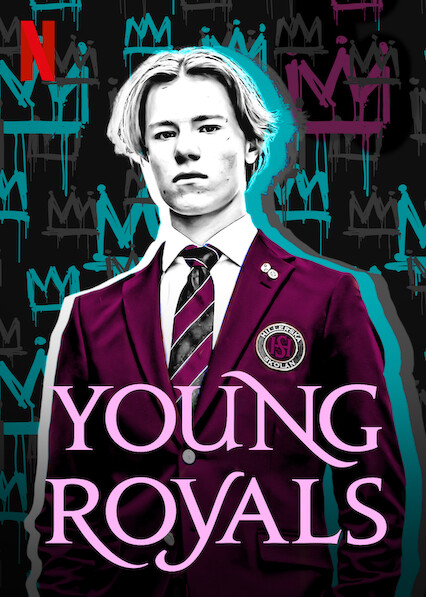 Young Royals (2021) 480p HEVC HDRip S01 Complete NF Series [Dual Audio] [Hindi or English] x265 AAC ESubs [800MB]