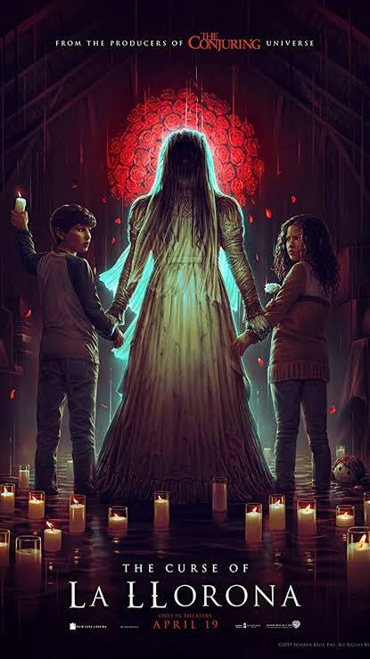 The Curse of La Llorona (2019) Hindi Dubbed ORG 500MB BluRay 720p HEVC x265 ESubs Download