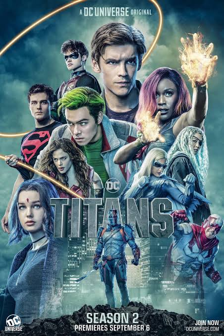 Titans S2 (2019) Hindi Dubbed Completed Web Series 800MB HDRip 480p Download