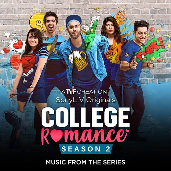 College Romance Season 2 (2021) Hindi Completed Web Series HEVC