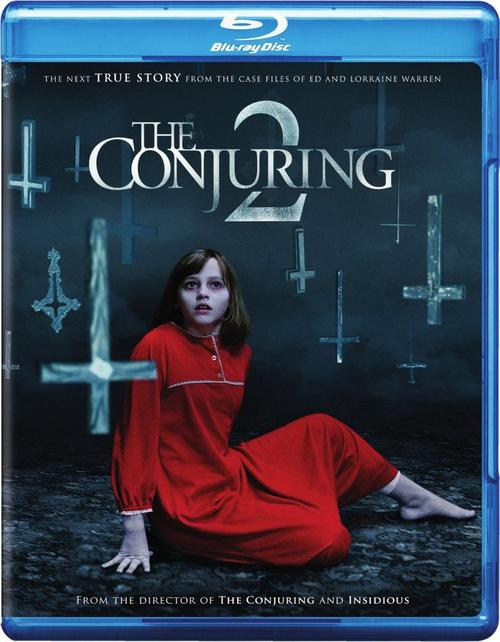 The Conjuring 2 (2016) 720p HEVC BluRay Hollywood Movie ORG. [Dual Audio] [Hindi or English]