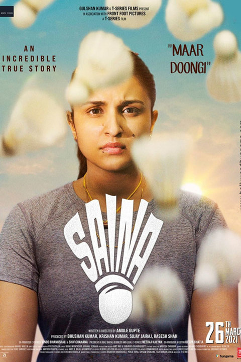 Saina (2021) Hindi 720P  PreDVDRip  Download