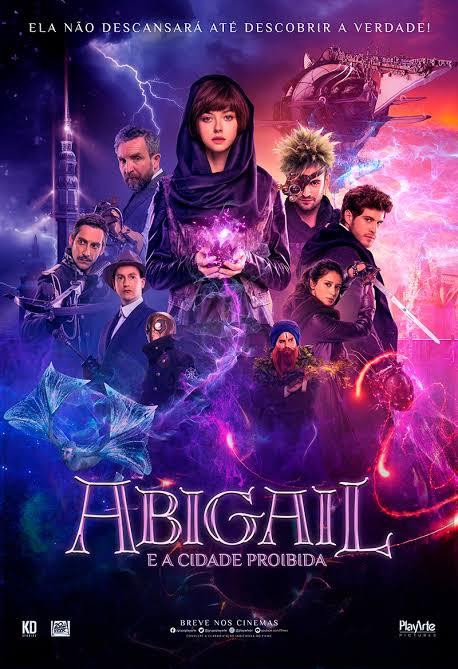 Abigail (2019) Dual Audio 720p BluRay [Hindi ORG – English] 1GB Download
