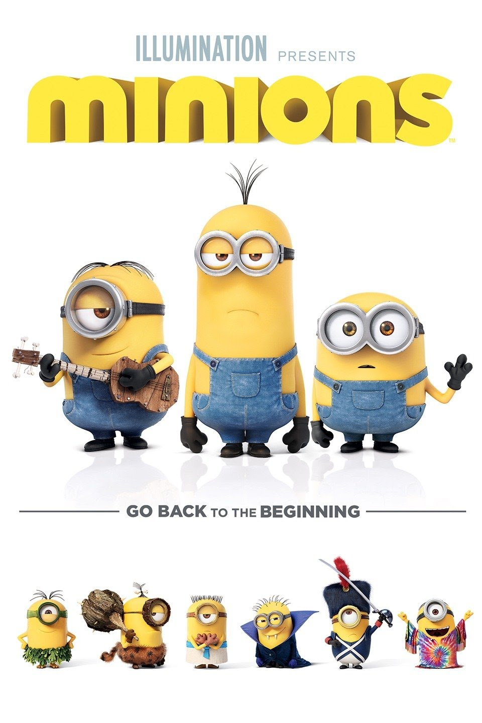 Minions (2015) Full Movie in Hindi Dubbed Download