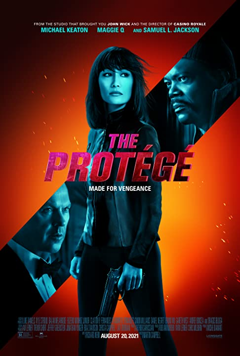 The Protege (2021) English 720p HEVC HDRip x265 AAC ESubs Full Hollywood Movie [650MB]