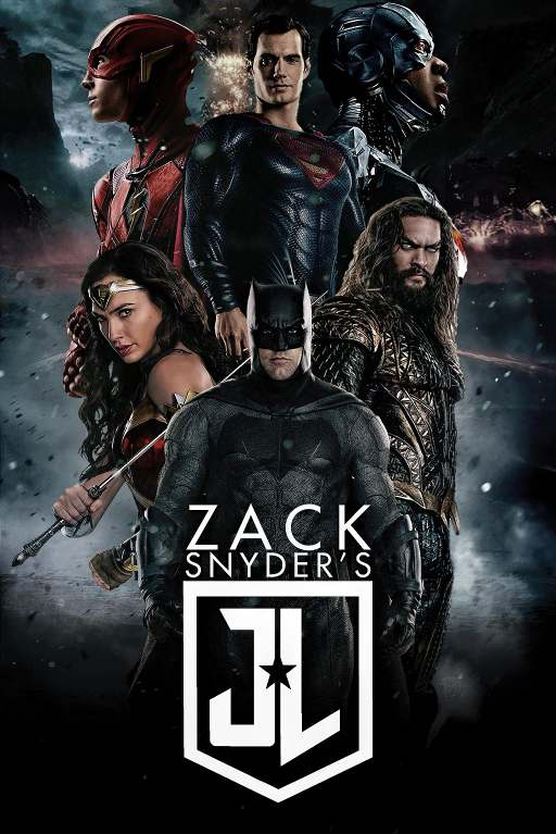 Zack Snyder's Justice League (2021) English Movie WEB-DL ESub