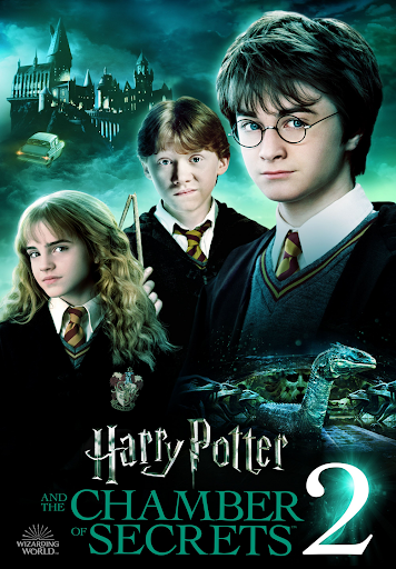 Harry Potter 2 : The Chamber of Secrets (2002) Full Movie In Hindi Dubbed Download