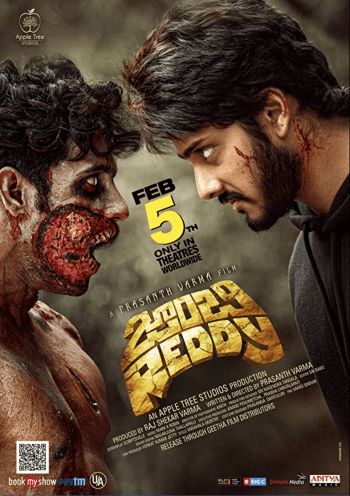 Zombie Reddy 2021 Telugu Movie HDRip – 720p– Download