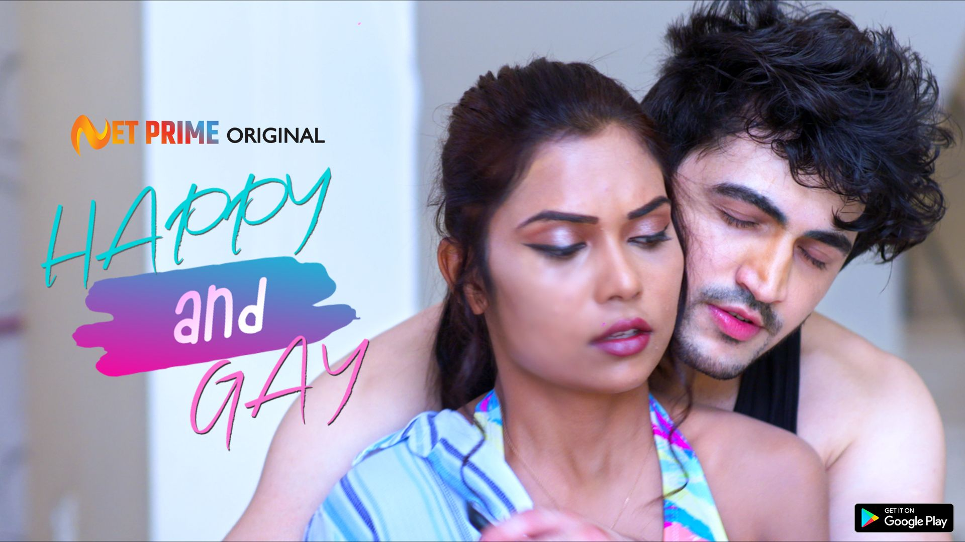 Happy and Gay (2021) UNRATED 720p HEVC HDRip NetPrime Hindi S01E01 Hot Web Series x265 AAC [150MB]