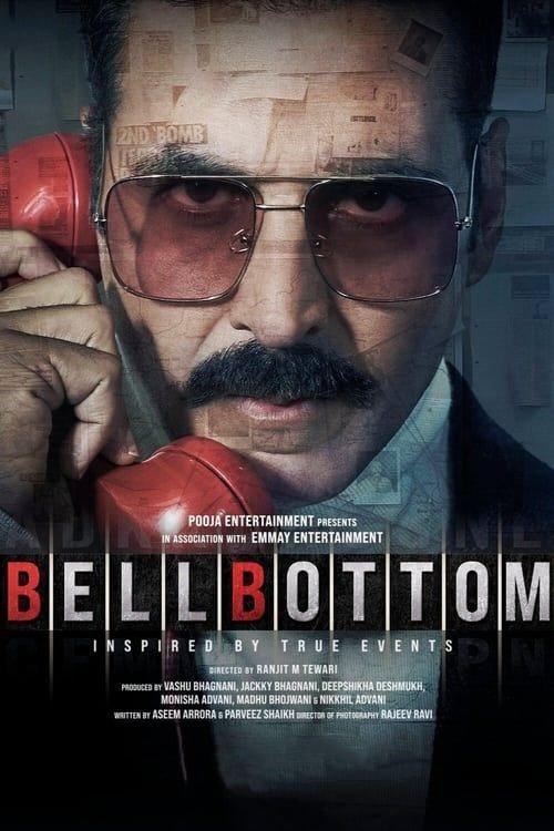 Bell Bottom 2021 Hindi 600MB AMZN HDRip 720p HEVC x265 ESubs Free Download