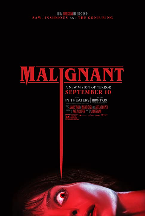 Malignant (2021) 720p HEVC HDRip Hollywood Movie [Dual Audio] [Hindi (CAM Cleaned) or English] x265 AAC [550MB]