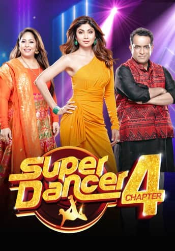 Super Dancer Chapter 4 11th September 2021 480p HDRip x264 Full Indian Show [300MB]