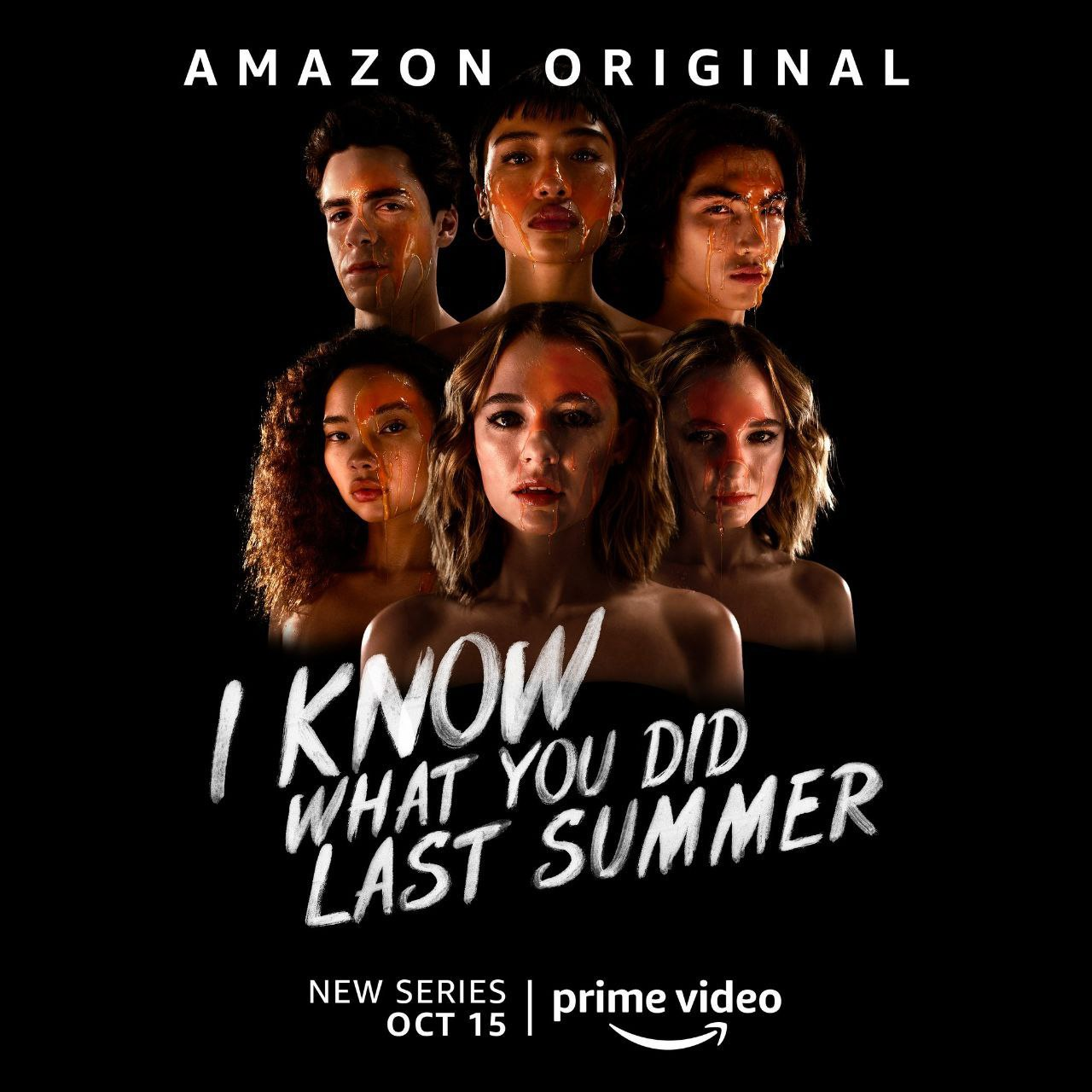 I Know What You Did Last Summer (2021)  Teenage Horror Drama TV Series -HDRip 1080P Download