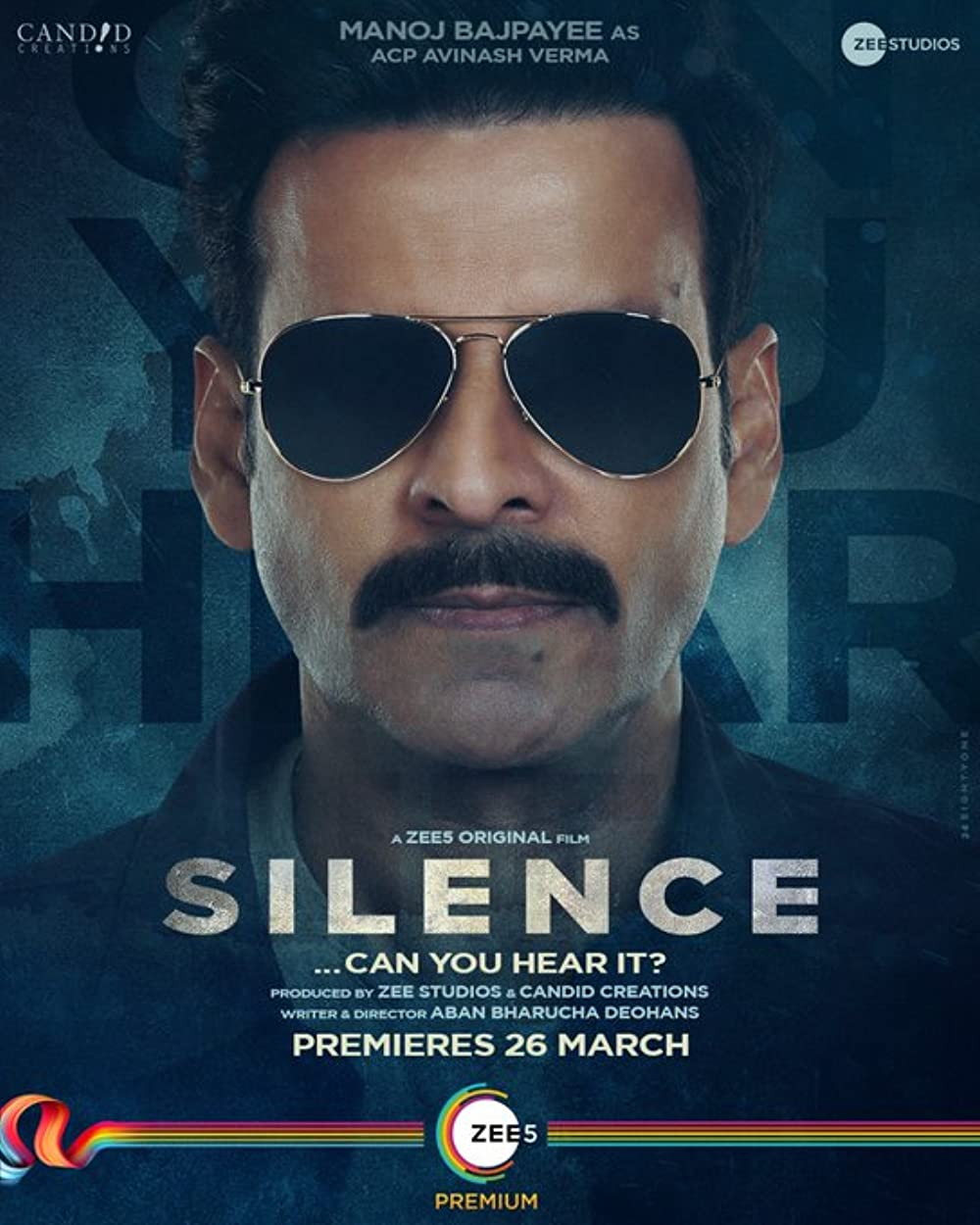 Silence: Can You Hear It (2021) Hindi 720p  HDRip  Download