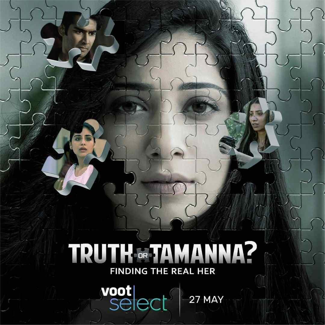 Truth or Tamanna (2021) 480p HEVC HDRip Hindi S01 Complete Web Series x265 AAC ESubs [800MB]