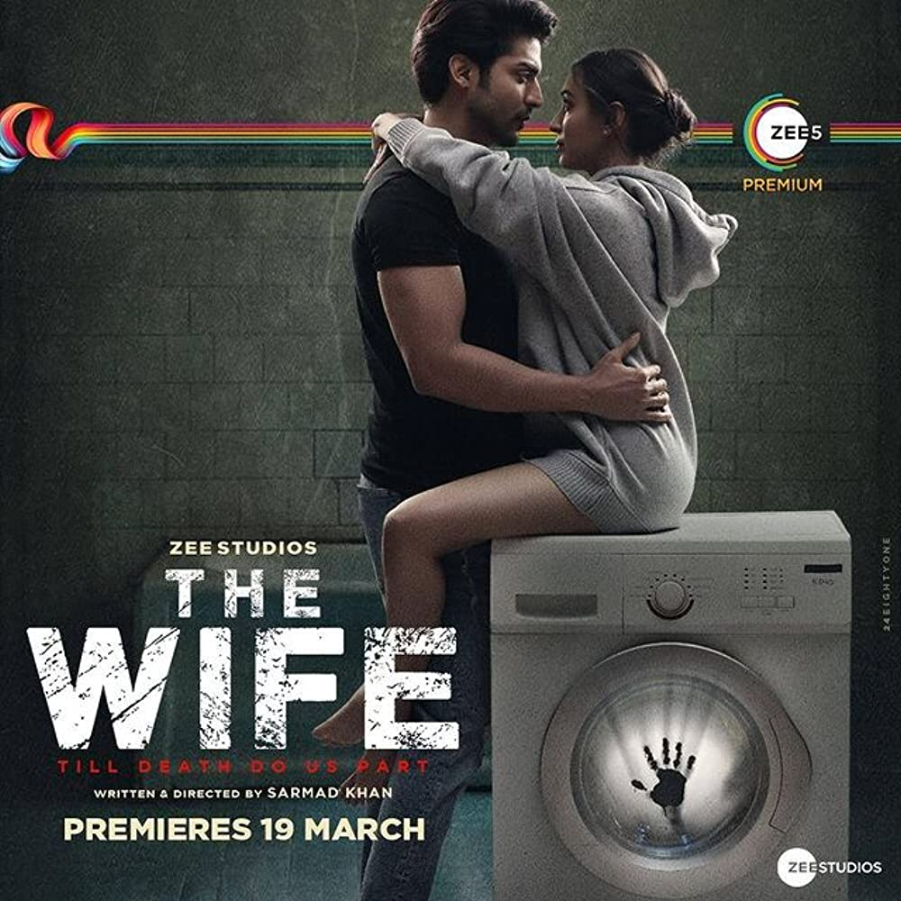 The Wife (2021) Hindi Movie WEB-DL ESub
