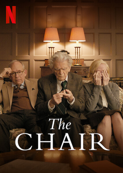The Chair (2021) 480p HEVC HDRip S01 Complete NF Series [Dual Audio] [Hindi or English] x265 AAC ESubs [500MB]