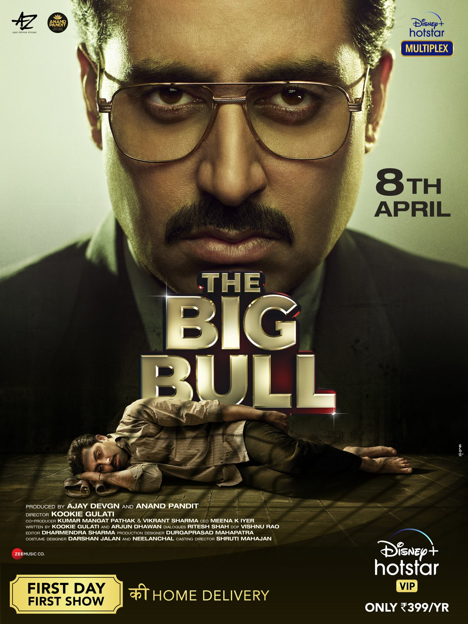 The Big Bull (2021) Hindi Full Movie Download In 480p