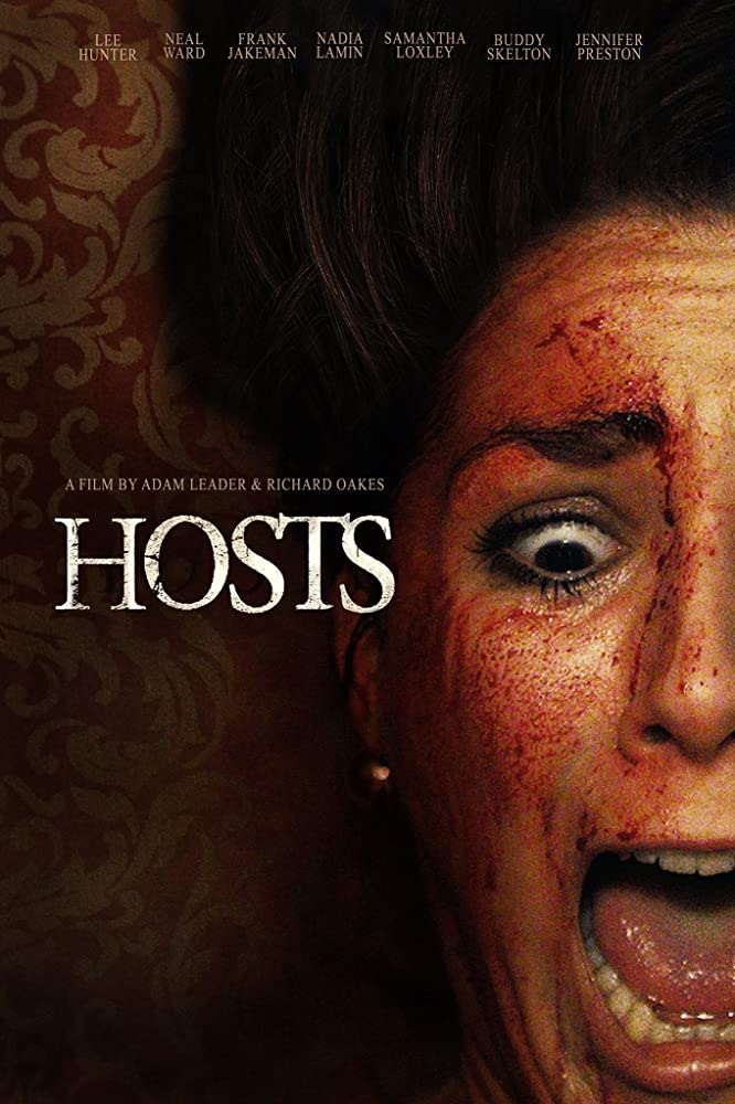 Hosts (2020) English 720p Full Movie Download