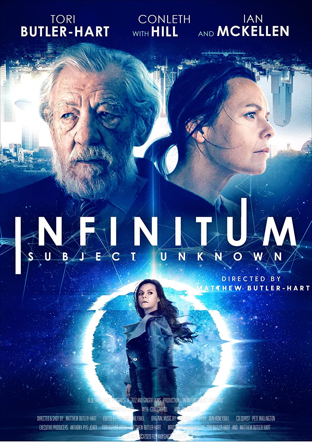 Infinitum Subject Unknown 2021 English Full Movie Download